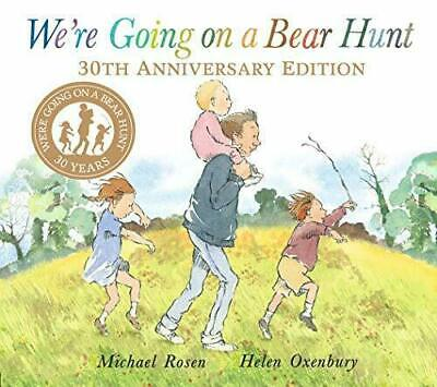 £6.99 • Buy We're Going On A Bear Hunt - 30th Anniverary Edition (Hardback)