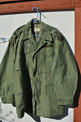 $120 • Buy  1962 US ARMY CAPTAINS M51 FIELD JACKET - SPECIAL FORCES & Hawaii  - M1951  #68