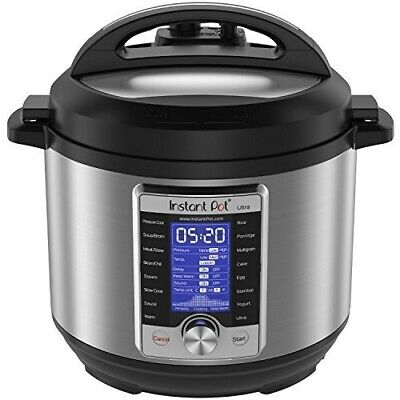 $250.54 • Buy Instant Pot Ultra 6 Qt 10-in-1 Multi- Use Programmable Pressure Cooker, Slow Coo