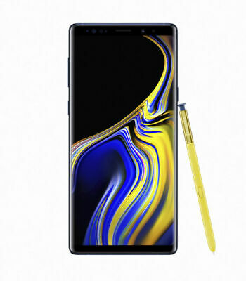 $ CDN483.76 • Buy  Samsung Galaxy NOTE 9 N960U 128GB Verizon + GSM Factory Unlock Ocean Blue