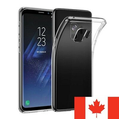 $ CDN4.95 • Buy For Samsung Galaxy S9 & S9 Plus Case - Clear Thin Soft TPU Transparent Cover