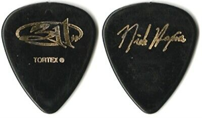 $ CDN18.79 • Buy 311 Nick Hexum Authentic 2001 From Chaos Tour Gold Foil On Black Guitar Pick