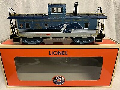 $149.99 • Buy ✅lionel Smoking Norfolk Southern Heritage Ca-4 Caboose! 6-27631  Ns Train