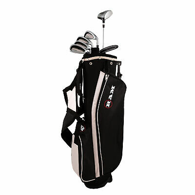 AU199.95 • Buy Ram Golf SGS Ladies Right Hand Golf Clubs Starter Set W/ Stand Bag -Steel Shafts