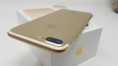 Apple IPhone 7 Plus - 32GB - Gold (Unlocked) Excellent Condition • 189.95£