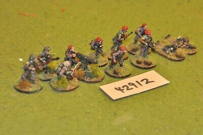 28mm WW2 / British - Paratroopers 11 Figures - Inf (42912) • 60£