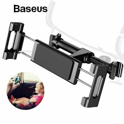 Car Seat Back Mount Holder Stand For 4.7 - 12.9 Inch IPad Phone Tablet- Basues • 7.95£