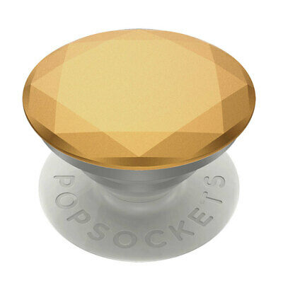 AU16 • Buy Pop Sockets Medallion Gold Swappable Pop Grip Universal Holder W/Base For Phones