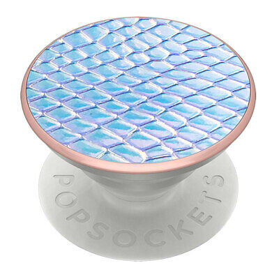 AU18.05 • Buy PopSockets Iridescent Snake PopGrip Universal Swappable Holder/Stand For Phones