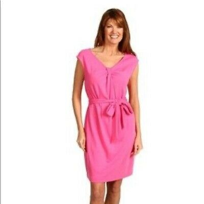 $17.49 • Buy Lilly Pulitzer Women's Jolie Shift Dress Size Small Hotty Pink Short Sleeve