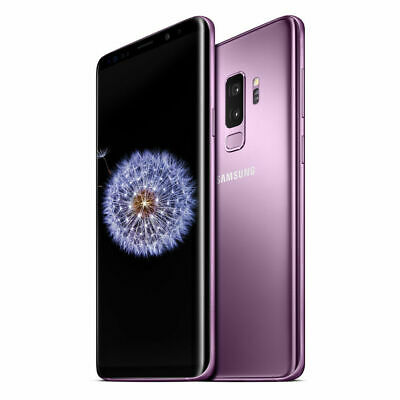 $ CDN433.35 • Buy Samsung Galaxy S9+ Plus SM-G965U - 64GB - Purple AT&T (Unlocked) Smartphone