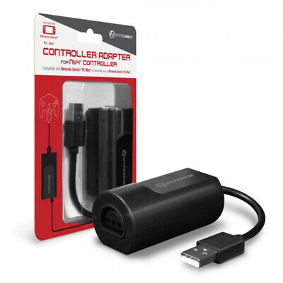 AU27.95 • Buy Hyperkin N64 Controller Adapter For Switch NEW