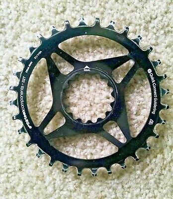 $28 • Buy E*Thirteen E13 Guidering Direct Mount Chainring 32t Narrow Wide 8mm Offset