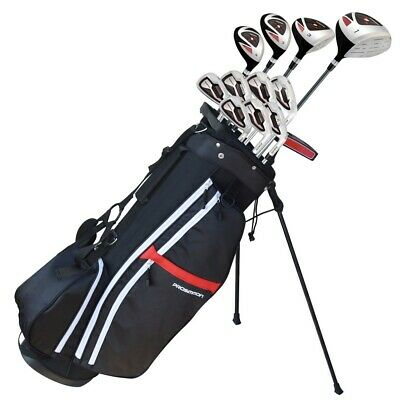 AU371.16 • Buy Prosimmon Golf X9 V2 All Graphite Clubs Set & Bag - Mens Right Hand