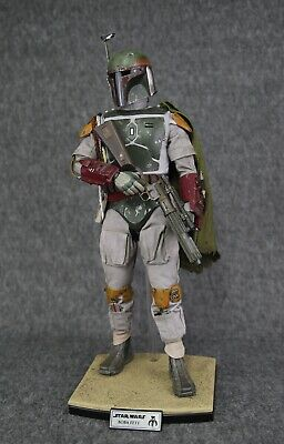$ CDN50.28 • Buy DISPLAY STAND For Hot Toys Star Wars 1/4 Scale Boba Fett DISPLAY STAND
