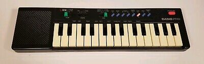 $30 • Buy Casio PT-10 Mini Keyboard Musical Instrument Vintage Works SEE DESCRIPTION