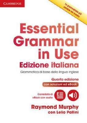 £26.78 • Buy Essential Grammar In Use. Book With Answers By Raymond Murphy (author), Lelio...