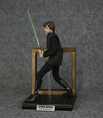 $ CDN55.58 • Buy DISPLAY STAND For Hot Toys Star Wars 1/6 Jedi Luke Skywalker Figure
