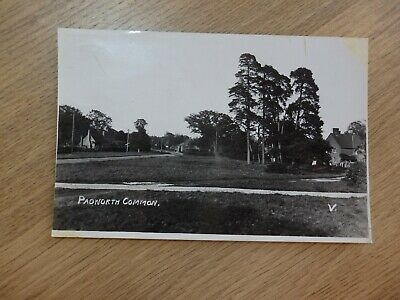 Padworth Common, Berkshire. B/W Postcard (see Photos For Cond) Unposted (320) • 0.99£