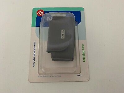 New Nokia Carrying Case Cp-151 For Nokia 6101 - 6111 - 6170 - 7270 - 7370 - 7373 • 8.99£