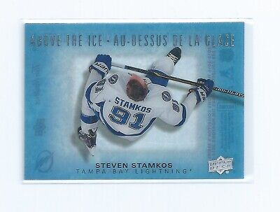 $ CDN2.99 • Buy Steven Stamkos Above The Ice 2015-16 Tim Hortons Upper Deck Hockey Card AI-SS