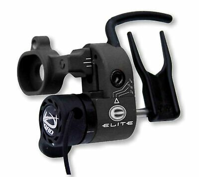 $ CDN183.57 • Buy Elite Archery QAD Custom Ultra Rest HDX LEFT Hand (SNIPER BLACK) 05844