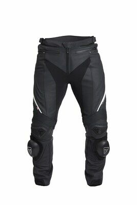 £280 • Buy *Sale Items* Mens Triumph Triple Leather Motorcycle Trousers