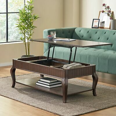 $213.53 • Buy Barrick Traditional Lift-Top Coffee Table