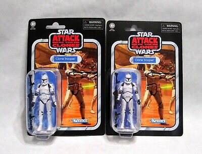 $ CDN53.01 • Buy Star Wars Vintage Collection Clone Trooper 2019 The Mandalorian Wave Lot Of 2