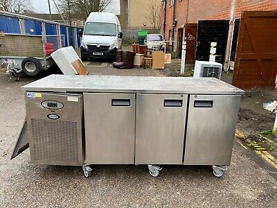 Job Lot - Stainless Steel Catering Equipment Kebab Shop, Pizza Or Fast Food Shop • 500£