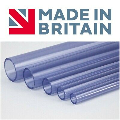 £2.15 • Buy PVC Tube Clear Plastic Hose/Pipe - Food Grade - ALL SIZES PREMIUM QUALITY