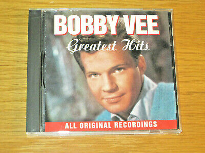 $6 • Buy Used / Excellent Rock & Roll Cd - Bobby Vee -  Greatest Hits