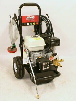 Honda Gp 200 Petrol Pressure Washer Jet Washer With 12 Litre Commercial Pump • 689£