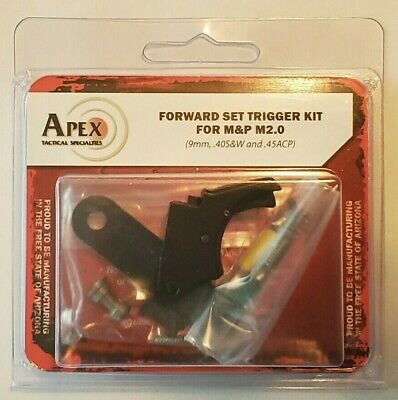 $156.70 • Buy Apex Tactical 100-167 Forward Set Trigger Kit For S&W M&P M2.0 *FAST SHIPPING*