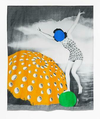 John Baldessari Umbrella (Orange) 2012 Towel, Artist Edition • 268.02£