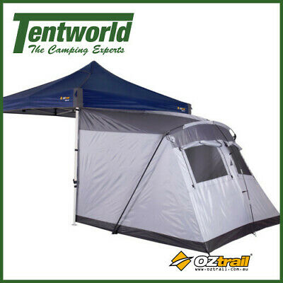 AU127.90 • Buy Oztrail Camping Gazebo Tent Portico Outdoor Shade 3.0