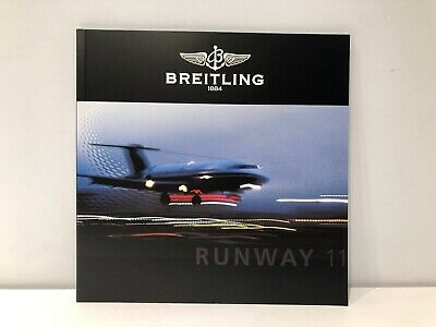 £53.86 • Buy Catalogue Breitling 1884 - Runway 11 - About Watches