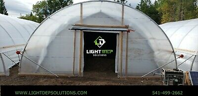 24x98 Internal Frame Light Dep Greenhouse  • 8,889.88£