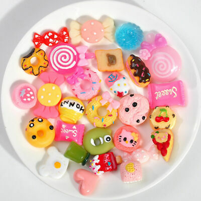 AU6.64 • Buy 10PCS Jumbo Squishies Scented Kawaii Squishy Rising Plastic Hard Toy Collection