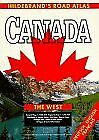 Road Atlas Canada: The West (USA & Canada - Road Atlases)-Collectif • 3.45£
