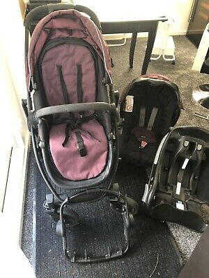 Graco Evo Travel System • 25£