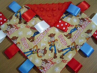 £5.50 • Buy Toy Story Taggies/Comforters, Size 20cm