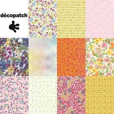 Decopatch Decoupage Paper Easter Bunny Rabbit Egg Chocolate Spring Papers • 0.99£