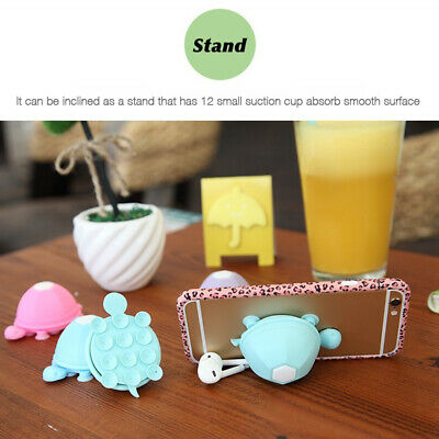 $2.70 • Buy Cute Turtle Desktop Cable Cord Organizer Wire Winder Phone Stand Holder Gracious