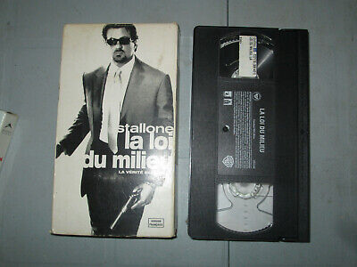 La Loi Du Milieu/ Get Carter (VHS)(French)  Tested   • 1.69£