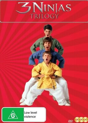 $ CDN51.80 • Buy 3 Ninjas Trilogy DVD  2020 BRAND NEW FAST SHIPPING