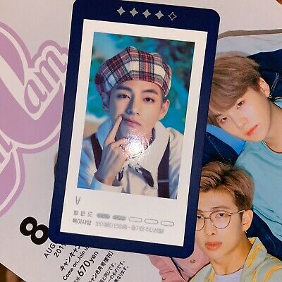 $15 • Buy BTS 5th Muster Magic Shop Guestbook Photocards Photo Card Official MD Taehyung V
