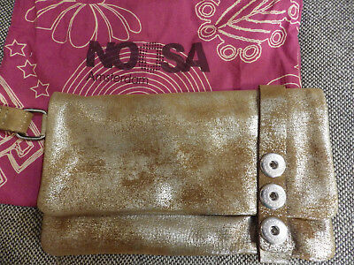 AU185 • Buy Noosa Amsterdam Lumus Shimmer Bag Clutch GORGEOUS!!! Takes 3 Original Chunks.