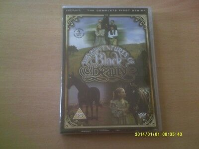 The Adventures Of Black Beauty - Series 1 - Complete   4-Disc Set     Fast  Post • 29.99£