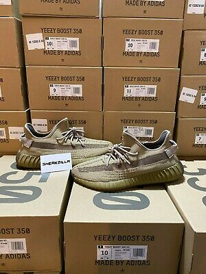 $ CDN378.10 • Buy Adidas Yeezy Boost 350 V2 EARTH FX9033 Brown YZY Kanye 100% AUTHENTIC Size 4-13